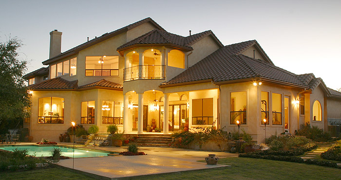 Michael Holub Custom Homes Home Exterior Gallery